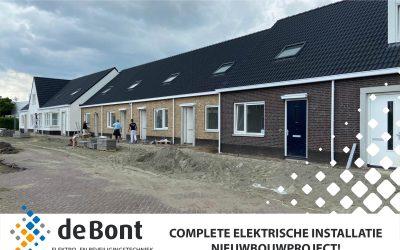 12 nieuwbouwwoningen in Oudenbosch